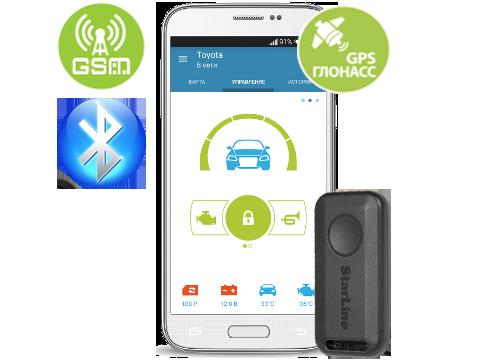 StarLine S96 v2 GSM+GPS 2SIM
