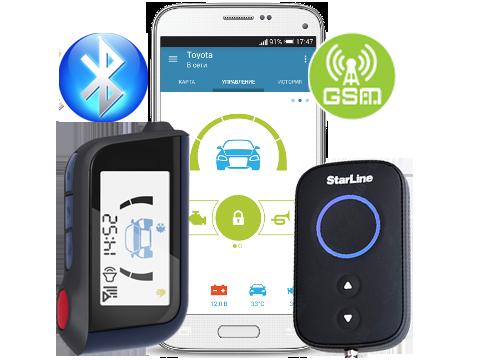 StarLine A96 GSM GPS