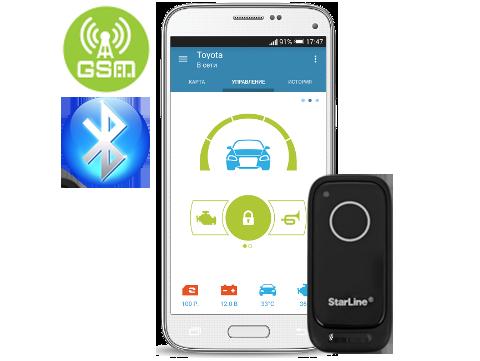 StarLine AS96 BT GSM