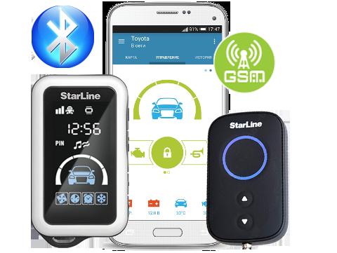 StarLine E95 BT GSM