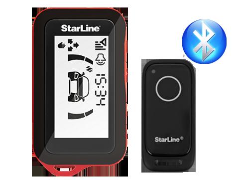 StarLine E96 BT