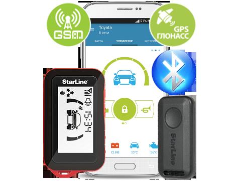 StarLine E96 v2 BT GSM+GPS 2SIM