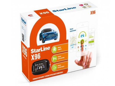 StarLine X96 XL