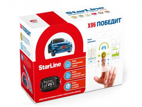 StarLine X96 Победит