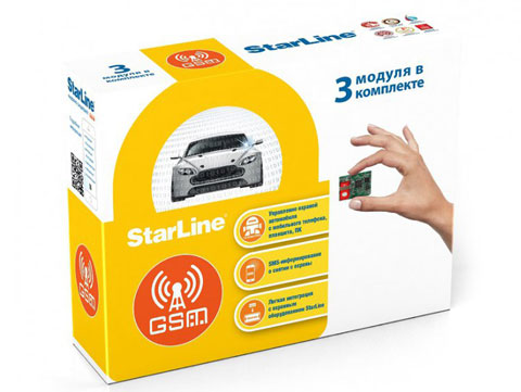 StarLine GSM master