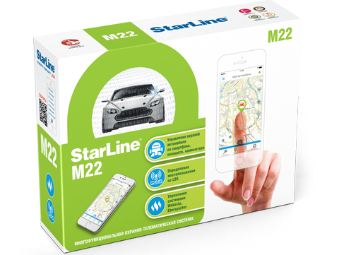 StarLine M22