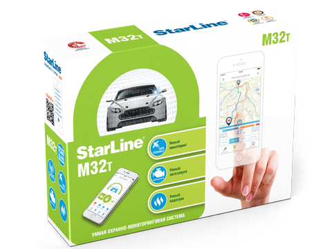 StarLine M32 T