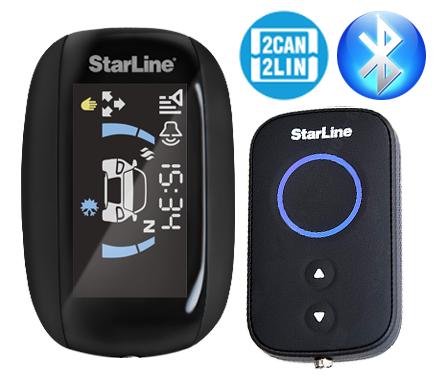 StarLine B96 BT